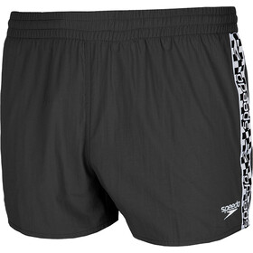 "speedo Retro 13"" Watershorts Men black"
